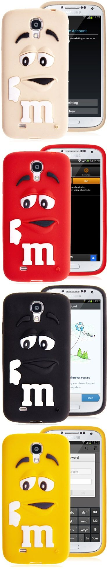 M&M Chocolate Case For Samsung Galaxy S4 #m&m #case #chocolate #brandcase #funnycase #samsung #galaxyS4case #cellz