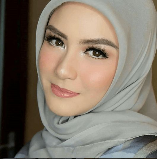 makeup for hijabis
