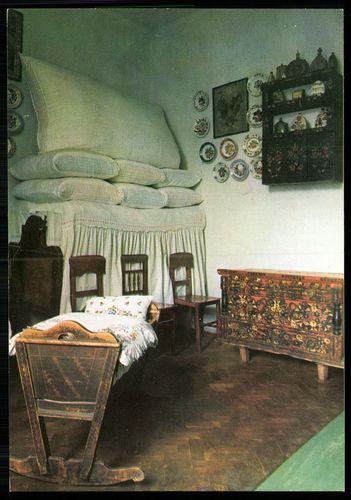 Mezőkövesd, Matyó Múzeum, Szentistváni szoba
