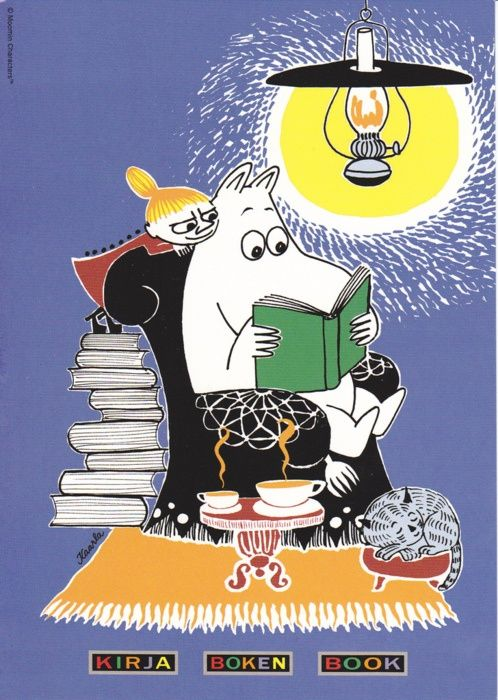 Tove Jansson's Moomin and Little My もっと見る
