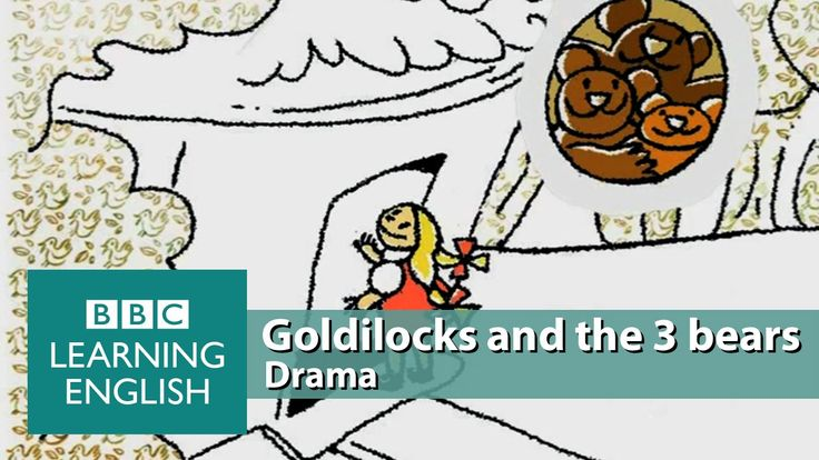 Using 'too', 'very' and 'enough' - Goldilocks and the three bears - lear...