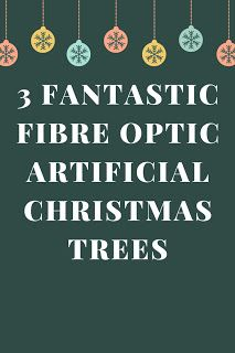 Smart Working is Hard Working: Fibre Optic Artificial Christmas Tree