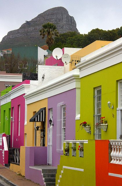 Bo-Kaap, Cape Town - South Africa