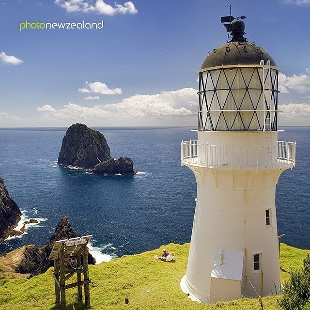 Did you know that there are 23 active lighthouses in New Zealand and a further 74 light beacons? Which one is your favorite? Share your pictures with us using the hashtag #photonewzealand Image of the Day - ‬ Cape Brett lighthouse, Bay of Islands by G Mitchell-Anyon.