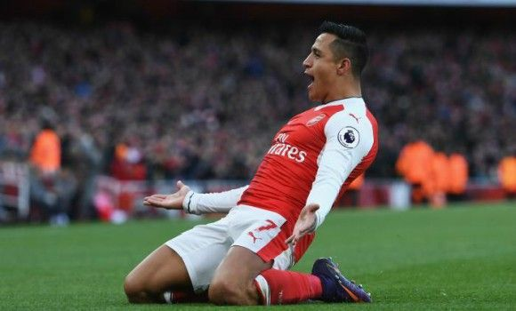 Arsenal offer Alexis Sanchez £9.3 Million per year deal but he wants more