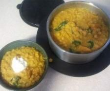 Recipe Chickpea, red lentil and pumpkin curry by JudyD - Recipe of category Main dishes - vegetarian