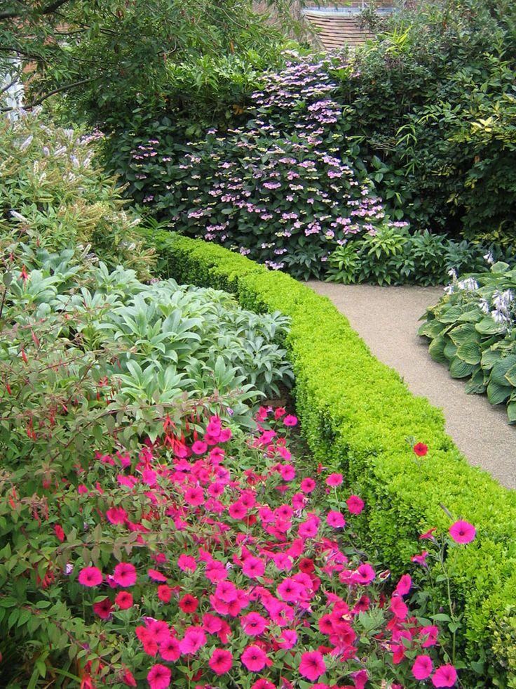 A garden for the true connoisseur.