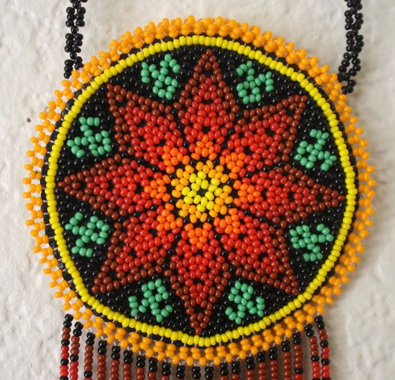 Handmade Star Pouch Necklace