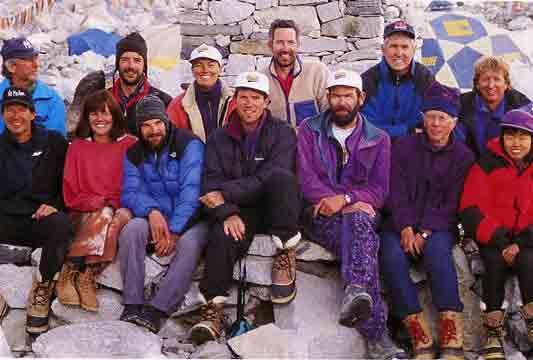 Mt. Everest – The Storm (1996)