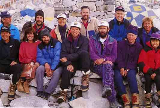 Mt. Everest – The Storm (1996)