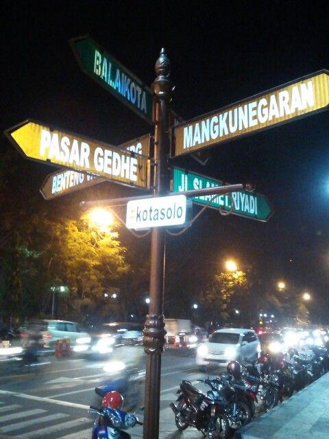 Solo (Surakarta) itineraries