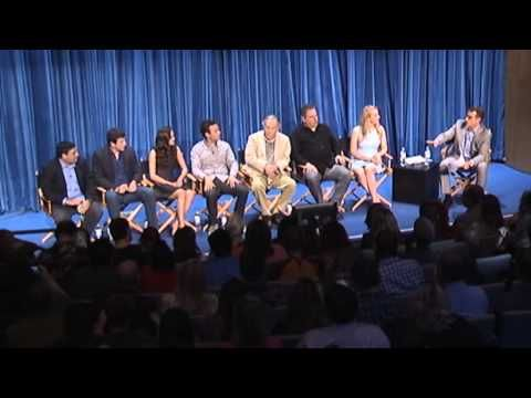 The Goldbergs - Adam F. Goldberg on How His Real Family Compares to the TV Version - YouTube