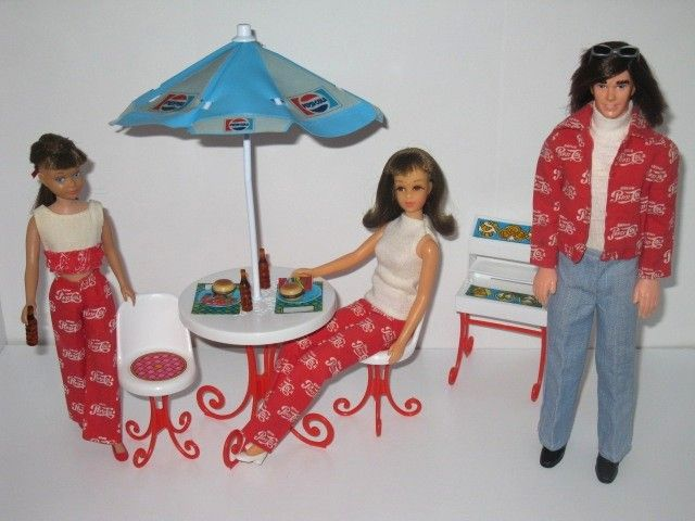 Pepsi Patio Party By Hookedonbarbie   Home | Barbie Collector