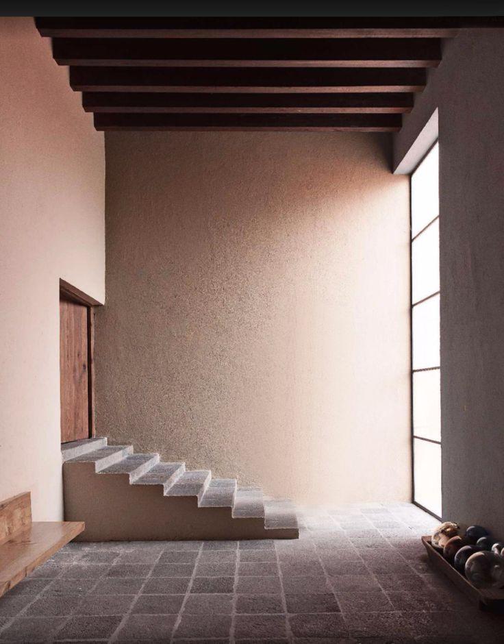 LUIS BARRAGÁN, Casa Pedregal, Jardines del Pedregal, Mexico City 1945-1953. / Elle Decor Italia