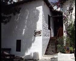 Το σπίτι του Παπαδιαμάντη, Σκιάθος. Μάνα γλυκιά, μαζί σου και μ' ενα ζευγάρι εσπαντρίγιες μόνο....