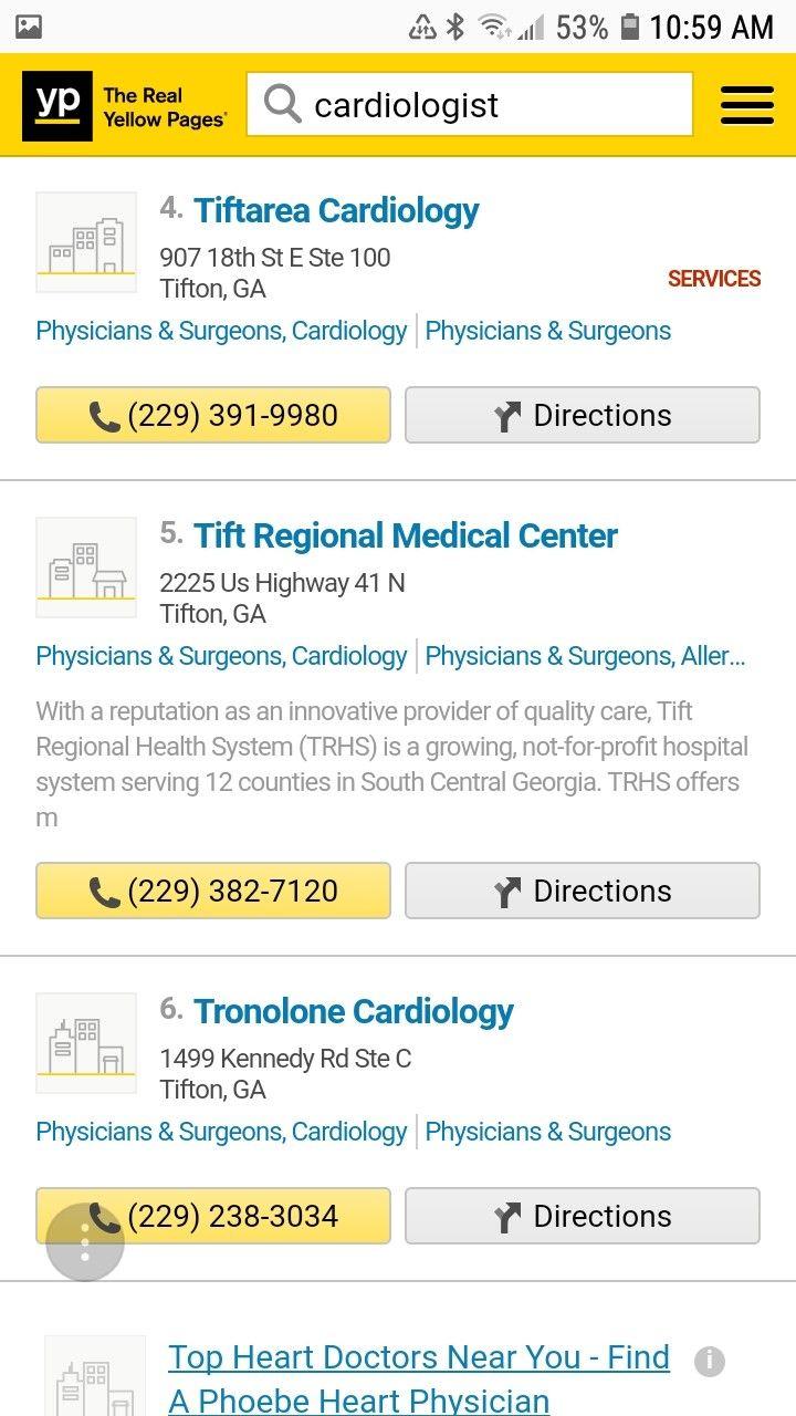 Pin By Joyce Powell On Menus Regional Medical Center Medical Center Cardiologist