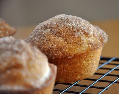 French Toast Muffins. making these now. hoping we're not vomiting them later!
