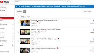 MichelaIsMyName: Thank you Youtube.