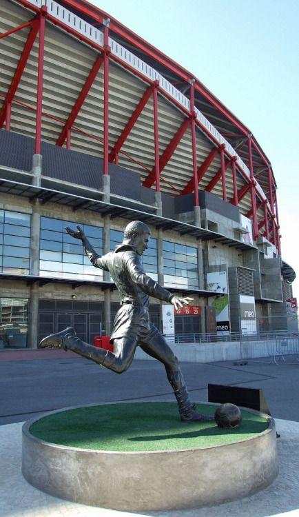 EUSÉBIO, Estádio da Luz, Benfica