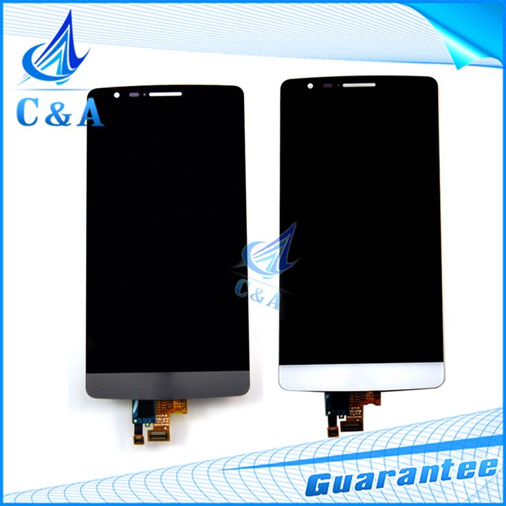 Grey/white replacement parts for LG G3 Mini D722 D722K D722V lcd screen display with touch digitizer 10 pcs/lot free DHL/EMS