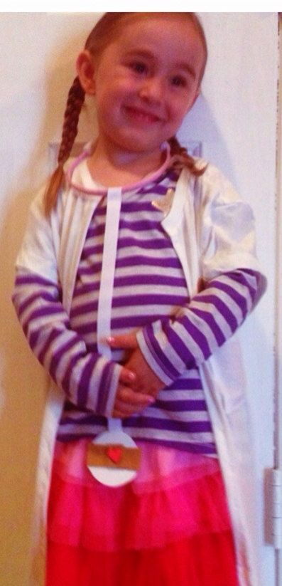Childs pretend play / dress up Doctors by MrsHappilyMarried, $1.50