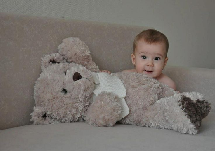 baby & bear