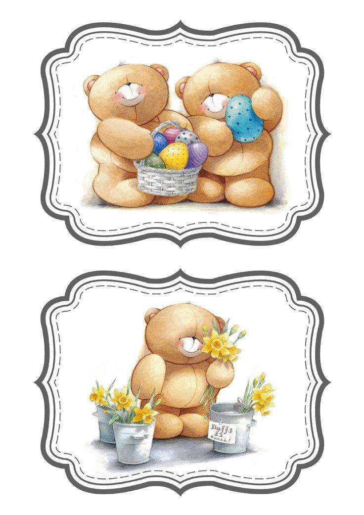 Forever Friends Easter