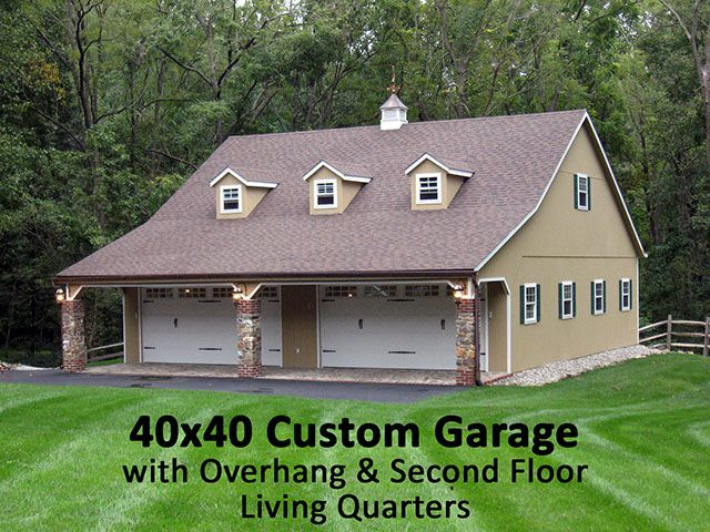 Comforting 3 Car Carriage House Plan 29827rl: 174 Best Ideas About Garage On Pinterest
