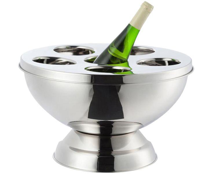 79.- Mit Champagnerkühler Celine in Silber verleihen Sie ihrem Zuhause eine persönliche Note. Weitere Produkte jetzt auf >>WestwingNow