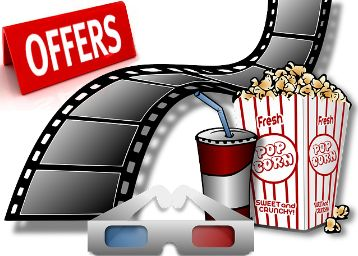BookMyShow Paytm 20% Cashback Offer : Book Movie Ticket and get 20% Cashback - Best Online Offer