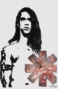 Anthony Kiedis No.2