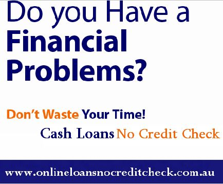 Cash loans no credit check ranges cash up to from $100 to $1500 and the interest rates is a cheaper than other loans. The repayment processes are very short period in 2-4 weeks. At any time you feel yourself under financial problems then apply without any hesitation. We can offer service without any credit check and your financial crises will solve automatically.