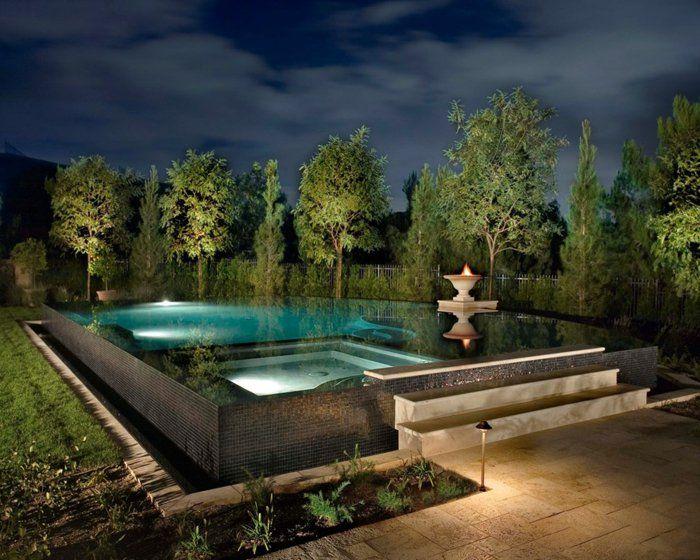 408 best Piscine Pool images on Pinterest Swiming pool - l eau de ma piscine est verte et trouble