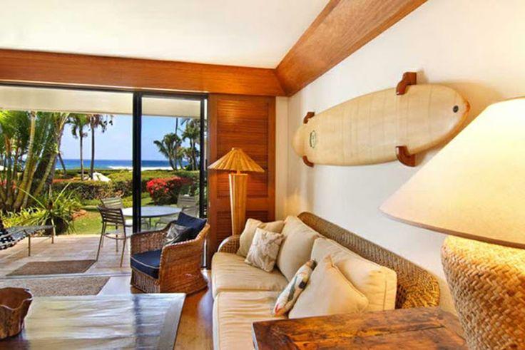 Hawaiian Style Home Decor Ideas