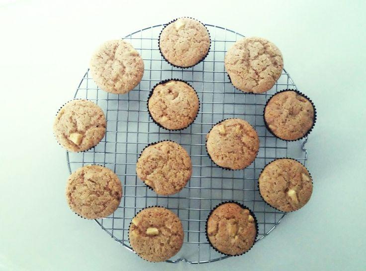 Makkelijke appel muffins maken