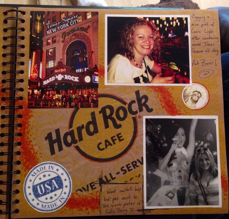 Hard Rock Cafe Nye Nyc