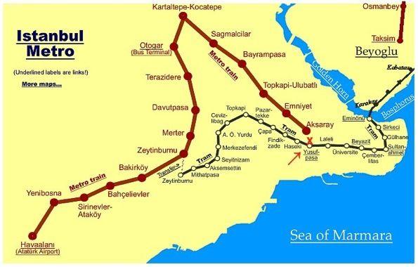 Metro Map!