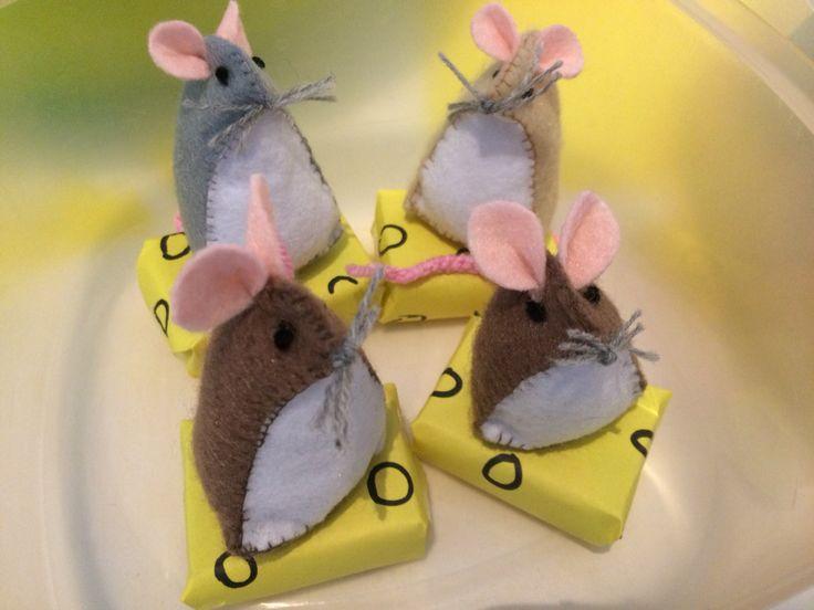Muizen klaar