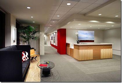 Decoraci n para oficinas modernas dise o y decoraci n de for Diseno de interiores de oficinas modernas