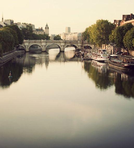 Just strolling through Paris.