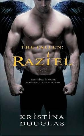 The Fallen: Raziel by Kristina Douglas