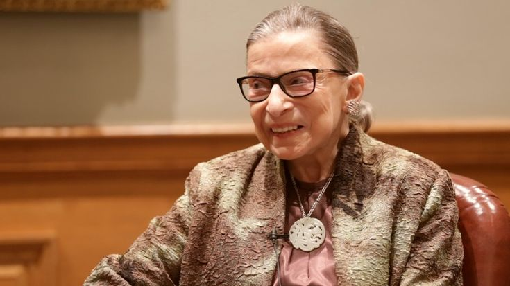What Ruth Bader Ginsburg Taught Me About Being a Stay-at-Home Dad - The Atlantic