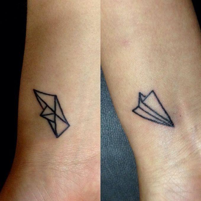 татуировка оригами - Поиск в Google