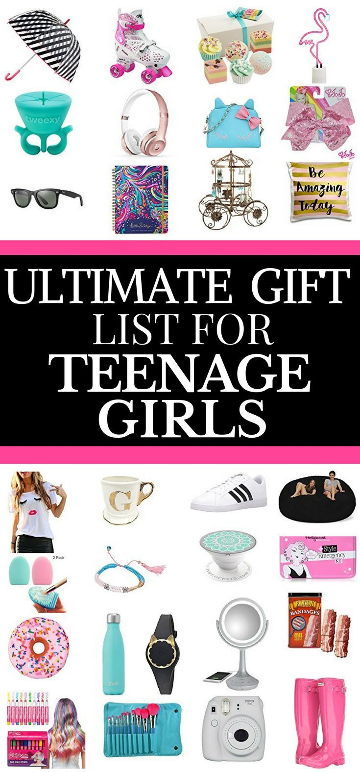 ULTIMATE GIFT GUIDE For TWEEN Amp TEENAGE GIRLS If Youre Looking