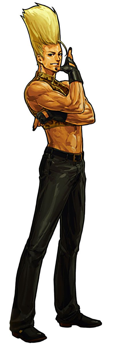 Benimaru Nikaido - The King of Fighters XI
