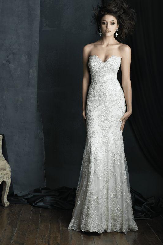 C383 Allure Couture Bridal Gown C280 Allure Couture Bridal Gown   Brides of Melbourne Couture Emporium