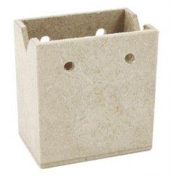 Sacolinha Mini MDF 5,5x3,5x5,5cm - Cod.: 786