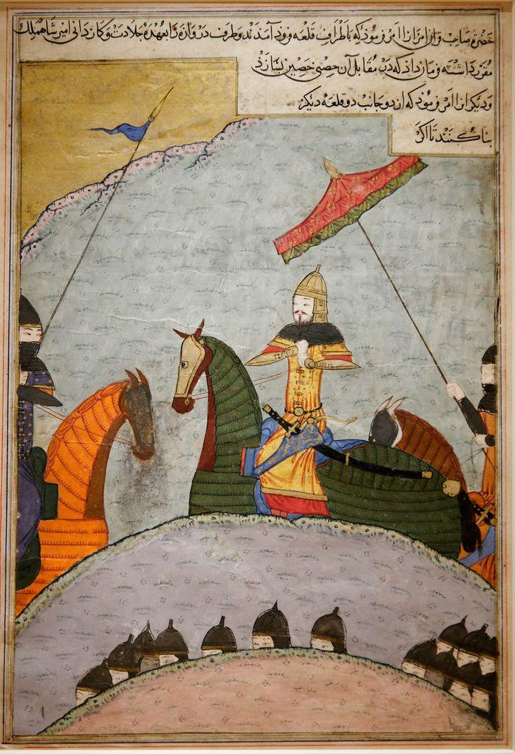 Conquest of Baghdad Zafarnama