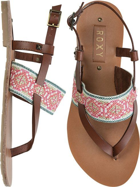 ROXY BIG EASY SANDAL > Womens > New Arrivals | Swell.com