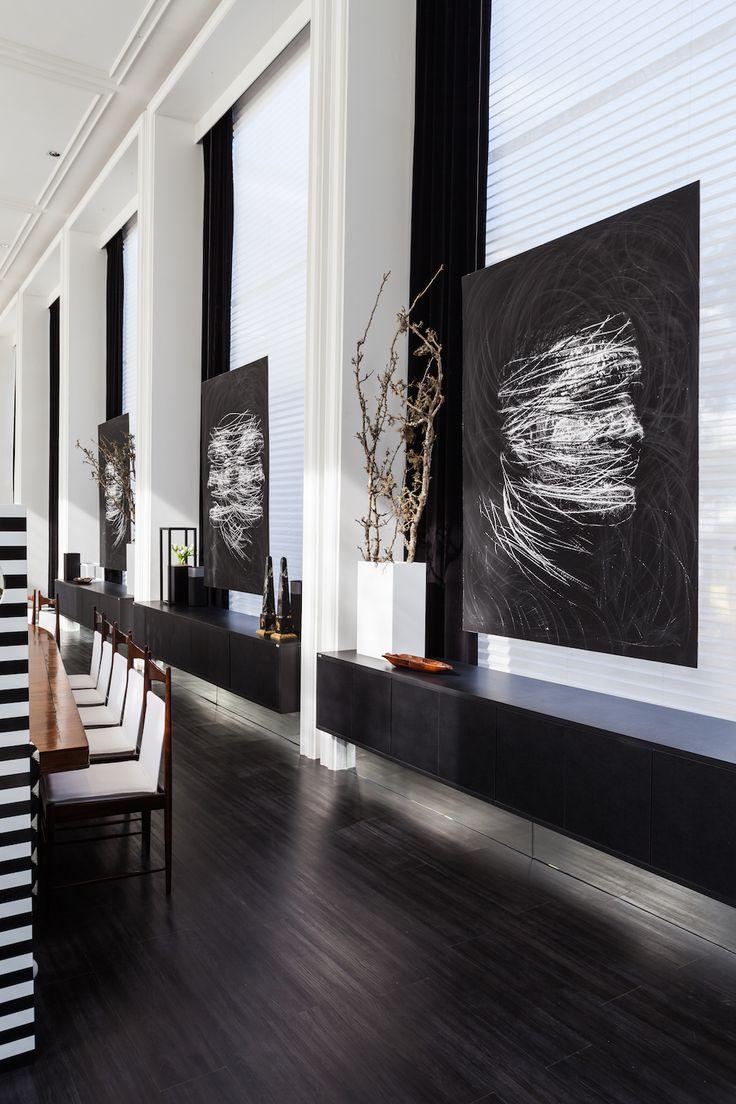 Studio Guilherme Torres : Casa Cor Sao Paulo 2015  Flodeau.com. Monochrome  InteriorInterior StylingInterior DesignSao ...